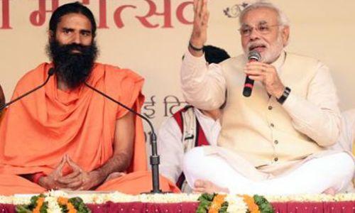Modi & Ramdev